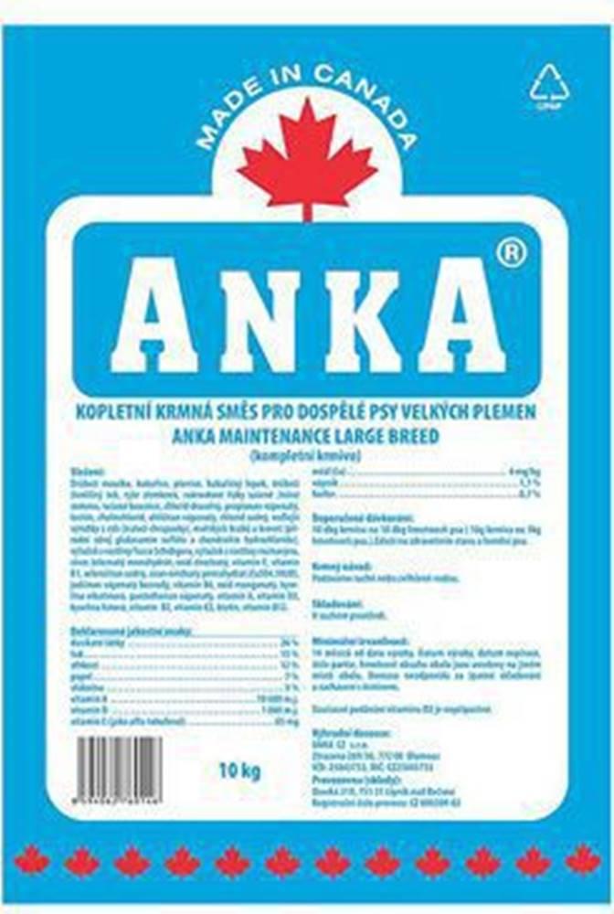 Anka Anka Maintenance Large Breed 20kg