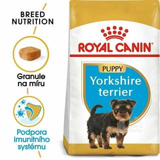 Royal canin Breed Yorkshire Junior 7,5kg