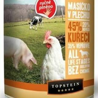 Topstein Mäsko v plechu - kuracie 850 g
