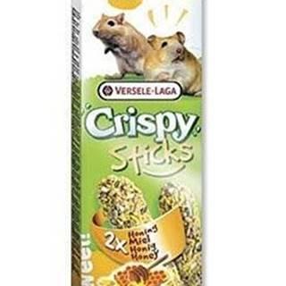 VL Tyčinky pro křečky/pískomily Crispy Med 2x55g