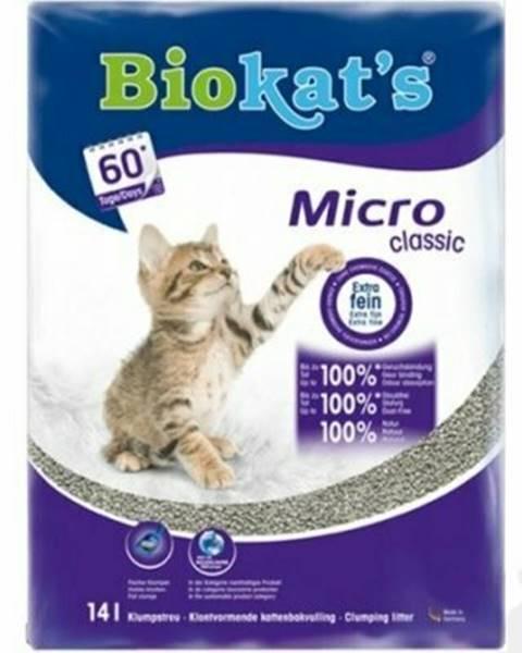 Podstielky Biokat ´s