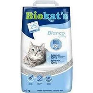 Podstielka Biokat 's BIANCO Hygiene 5kg