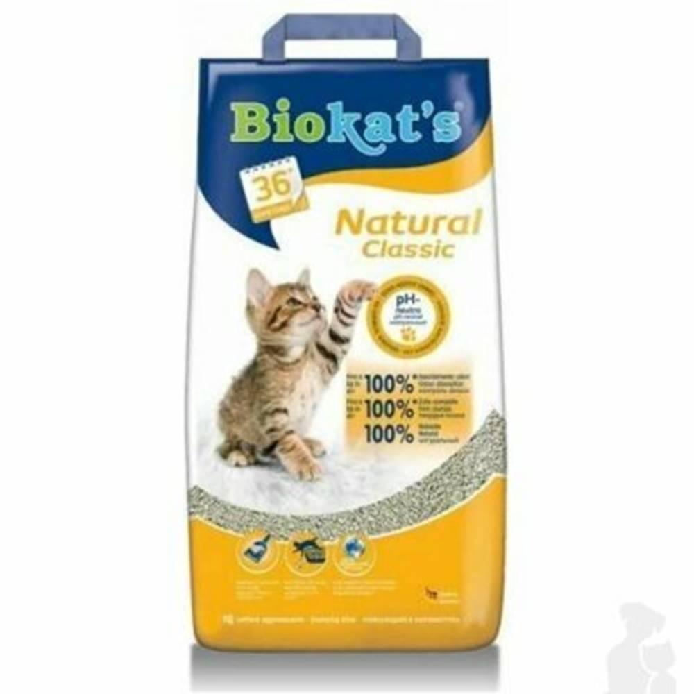 Biokat ´s Podstielka Biokat 's Natural 5kg