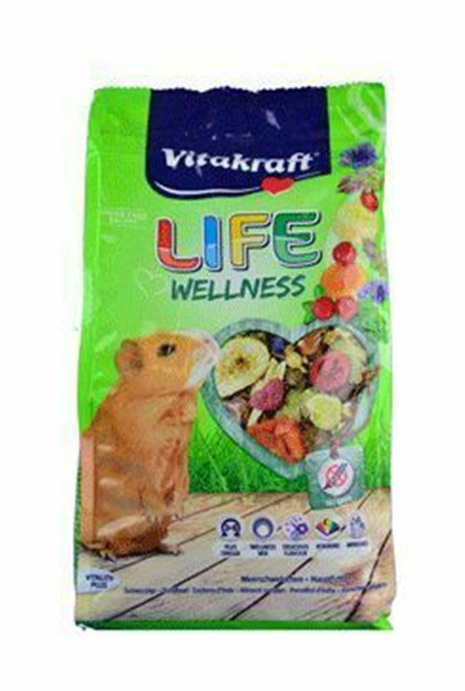 Vitakraft Vitakraft Rodent Guinea pig krm.Life Wellnes 600g