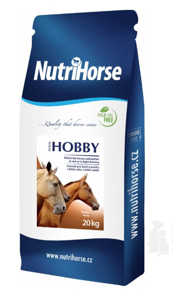 Nutri Horse Nutri Horse Hobby pro koně 20kg pellets NEW