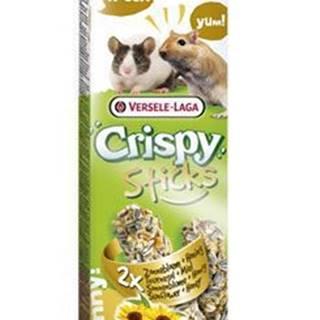 VL Tyčinky pro pískomil/myš Crispy Slunečnice+med2x55g