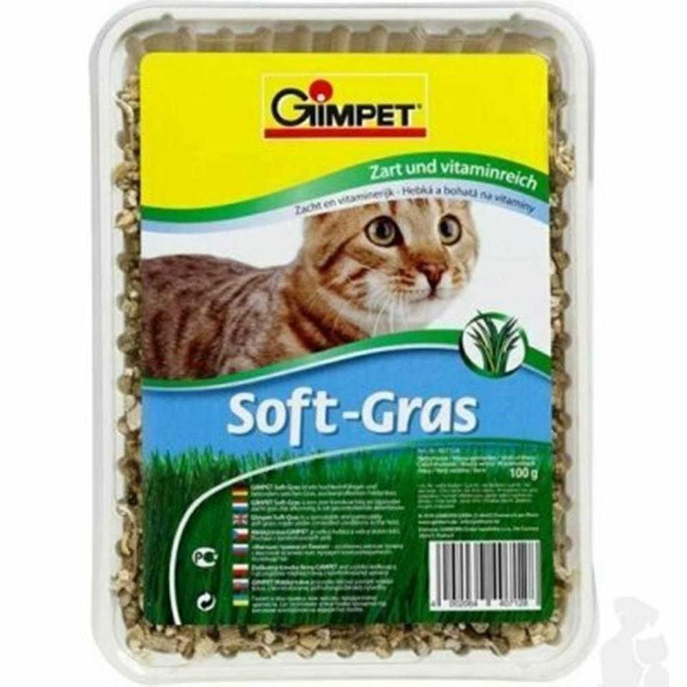 Gimpet Gimpet mačka Tráva Soft-Grass 100g