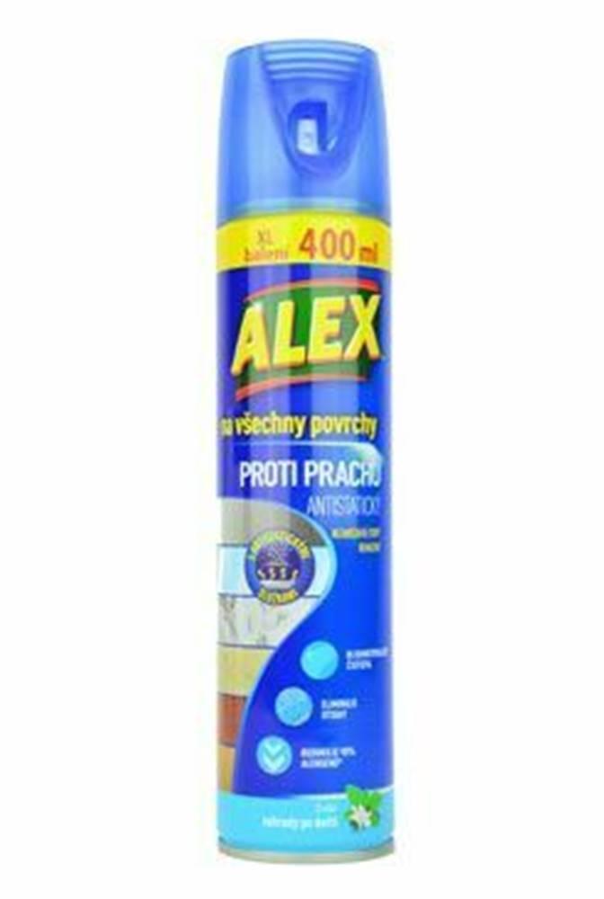 Ostatní Alex proti prachu na rôzne povrchy 400ml spray