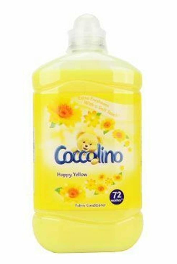 Ostatní Aviváž Coccolino Happy Yellow 1,8l