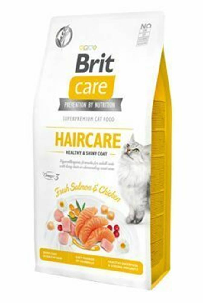Brit Care Brit Care Cat GF Haircare Healthy&Shiny Coat 7kg