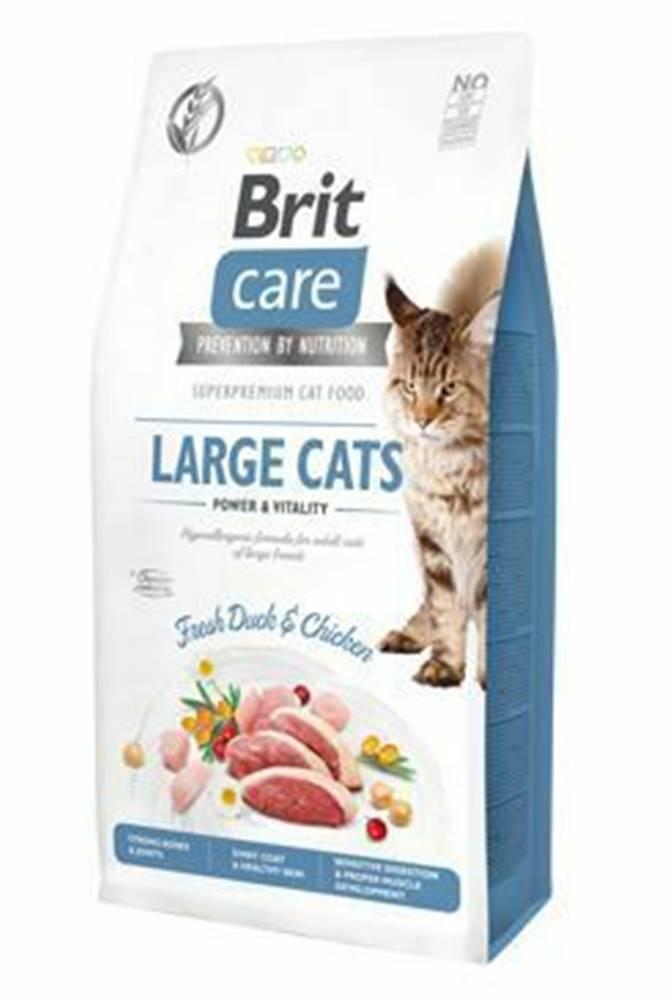 Brit Care Brit Care Cat GF Large cats Power&Vitality 7kg