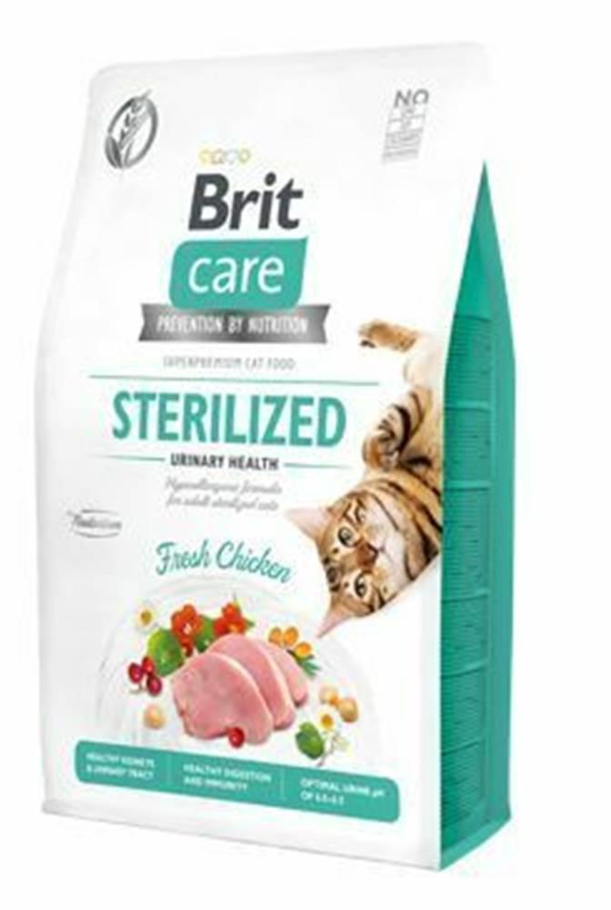 Brit Care Brit Care Cat GF Sterilized Urinary Health 2kg