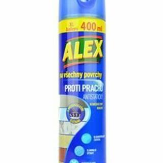 Alex proti prachu na rôzne povrchy 400ml spray