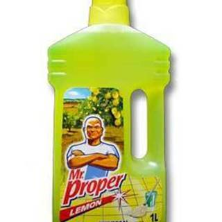 Čistič pre domácnosť Mr. Proper univer. citron 1l