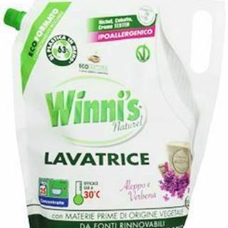 Prací prostriedok Winni's Lavatrice Aleppo gél 1250 ml
