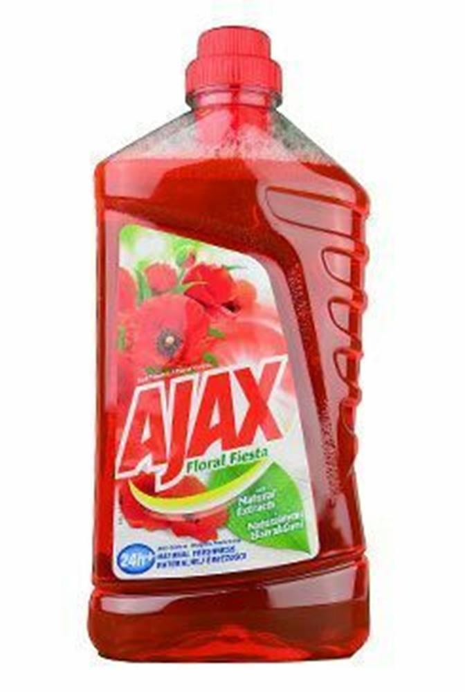 Ajax Čistič pre domácnosť Ajax Floral Red tekutý 1l