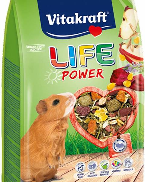 Malé zvieratká Vitakraft