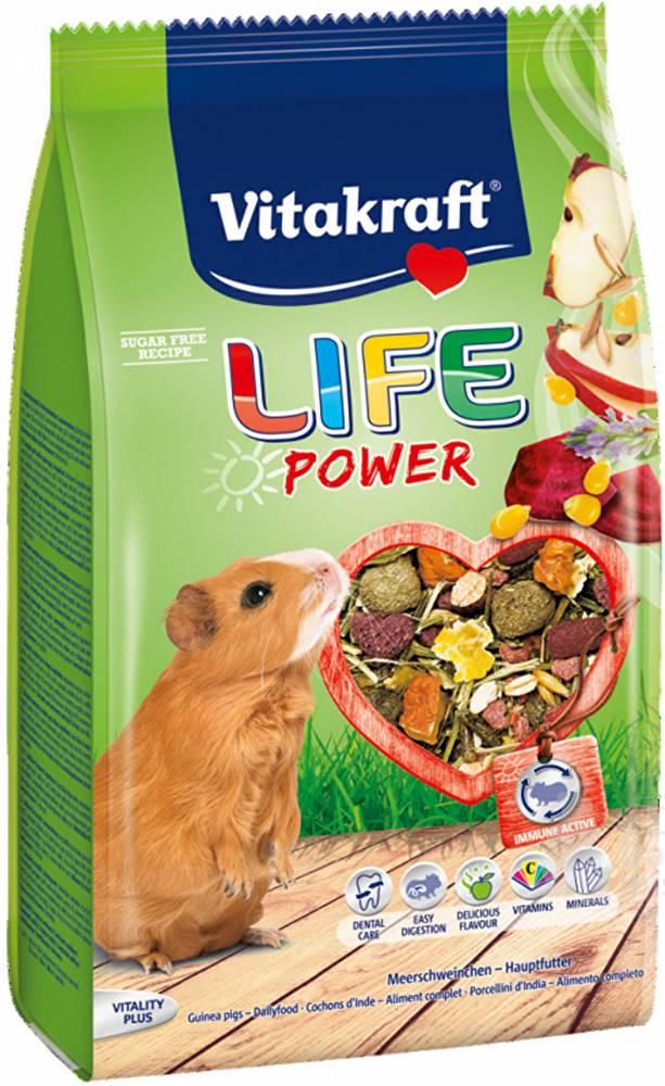 Vitakraft Vitakraft Rodent Guinea pig krm.Life Power 600g