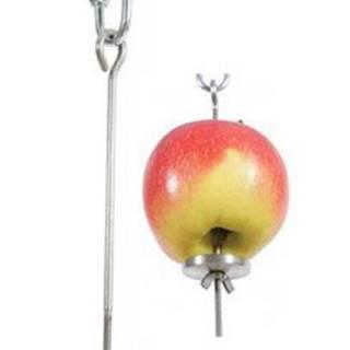 Držák na ovoce pro ptáky do klece kovový M 15,5cmZolux