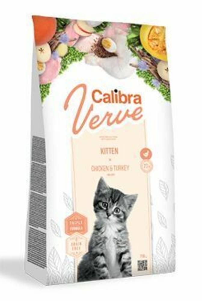 Calibra Calibra Cat Verve GF Kitten Chicken&Turkey 3,5kg