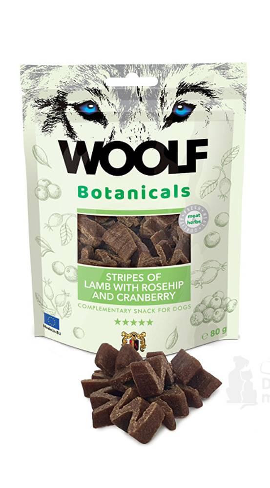 Woolf WOOLF Botanicals pochúťka Lamb 80g