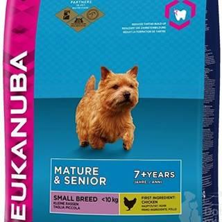 Eukanuba Dog Mature&SeniorSmall 3kg