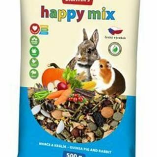 Darwin's morče,králík happy mix 500g