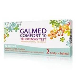 Test těhotenský GALMED Comfort 10hCG 2ks
