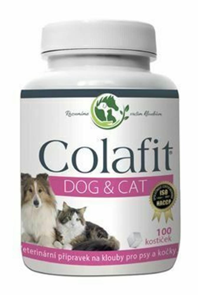 Ostatní Colafit Dog & Cat 100 kociek