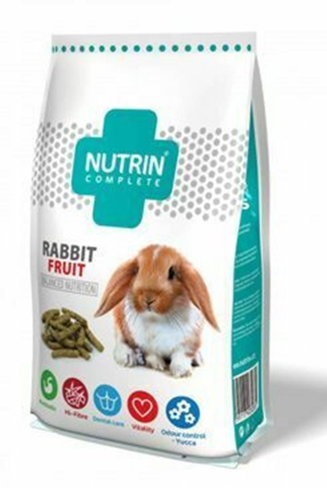 Nutrin Nutrin Complete Králik Adult Fruit 1500g