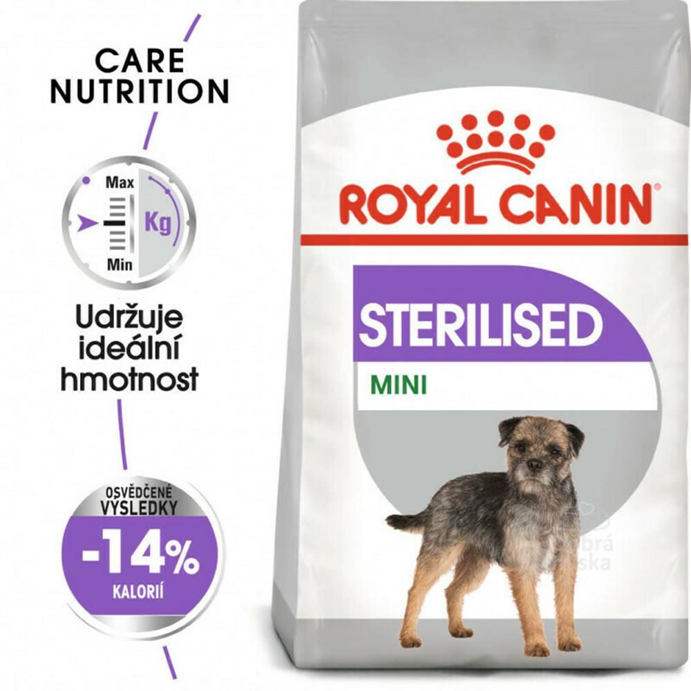 Royal Canin Royal canin Kom. Mini Sterilised8kg