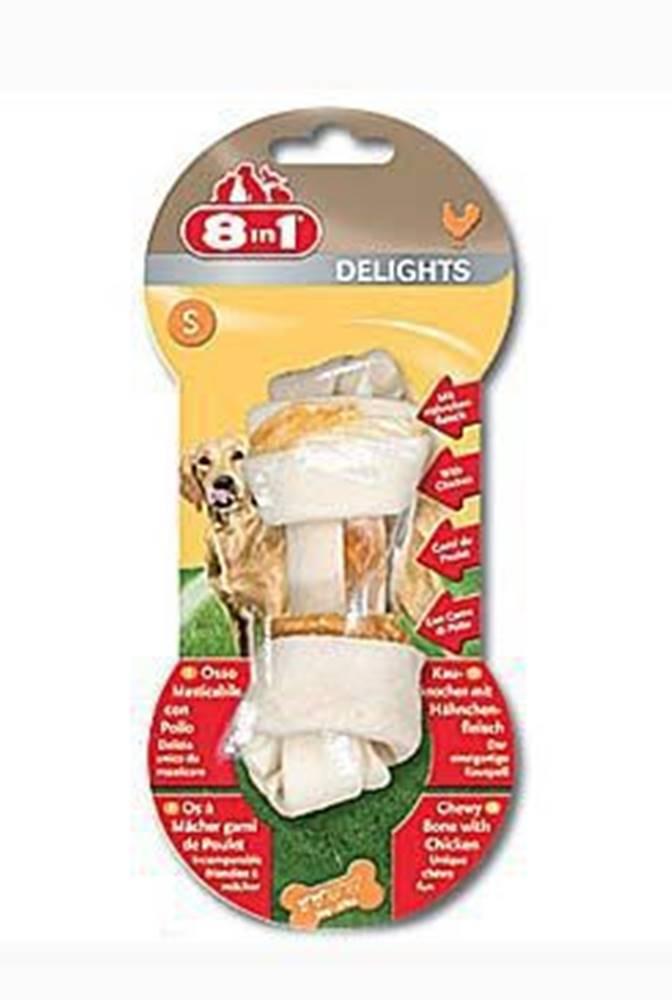 8 in 1 Pet Products GmbH Kosť žuvacia Delights S 1ks