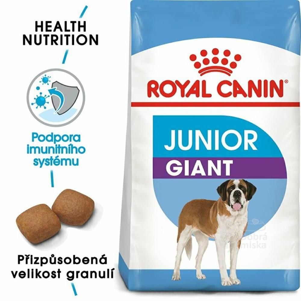 Royal Canin Royal canin Kom. Giant Junior  15kg