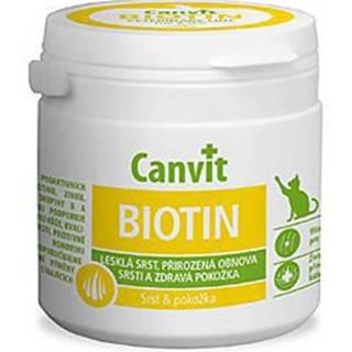 Canvit Biotin pro kočky 100g new