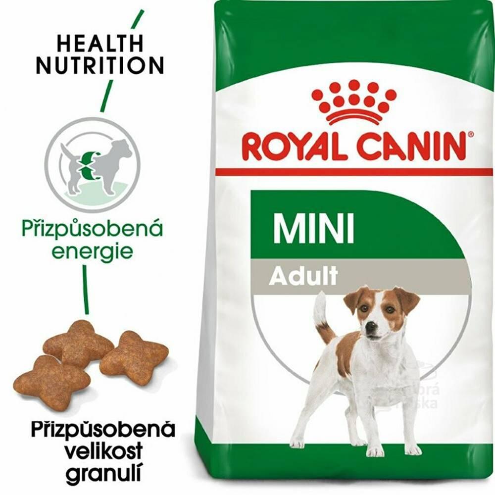 Royal Canin Royal canin Kom. Mini Adult 2kg