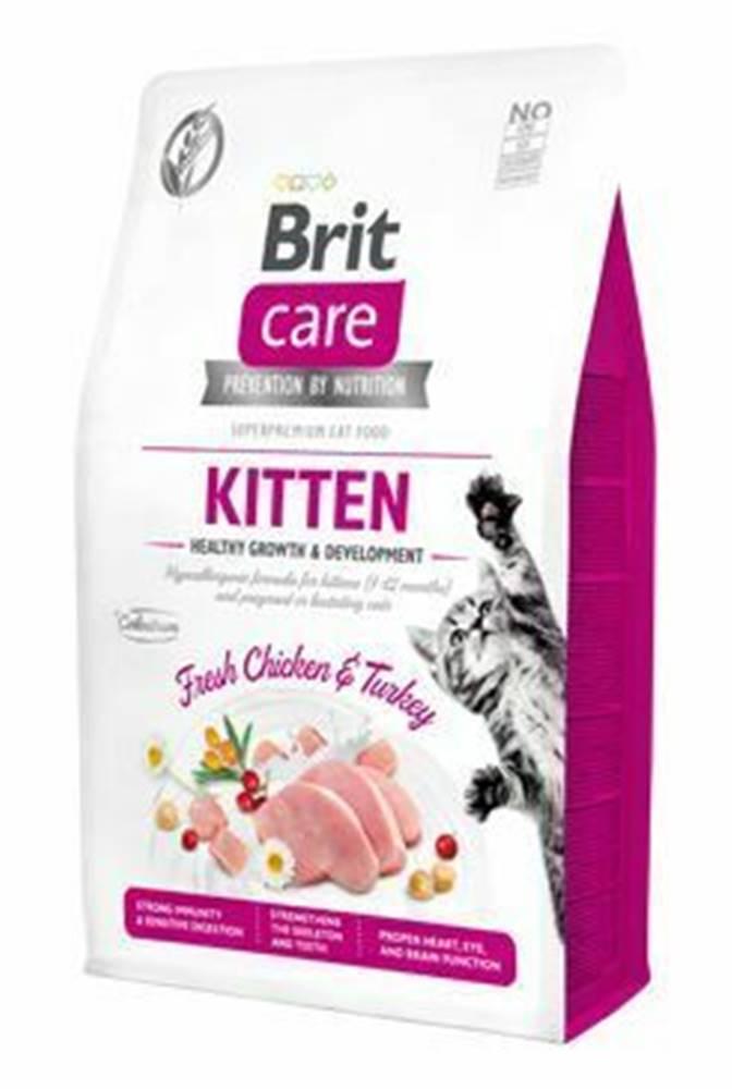 Brit Care Brit Care Cat GF Kitten Healthy Growth&Development 2kg