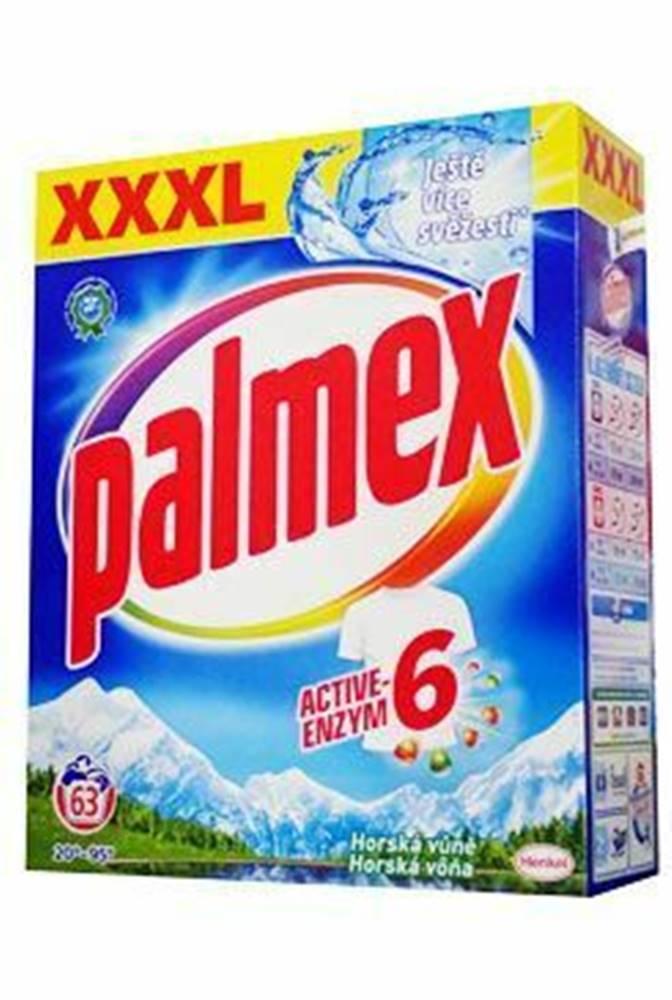 Ostatní Prací prostriedok Palmex Horská vôňa 4,1 kg 63 dávok BOX