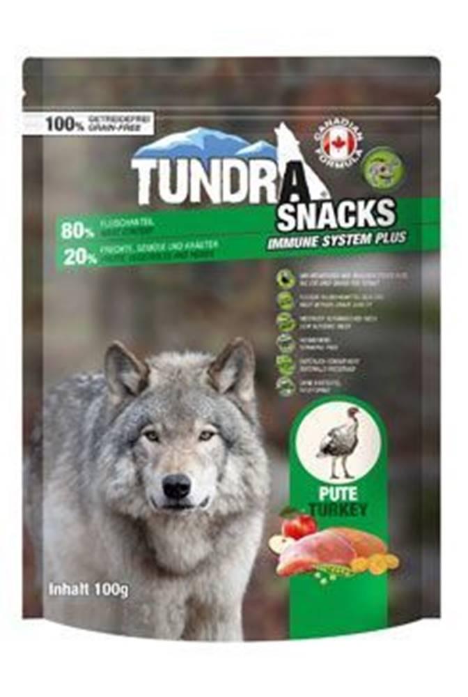 TUNDRA dog snack Turkey Imm...