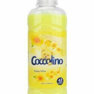 Aviváž Coccolino Happy Yellow 1l