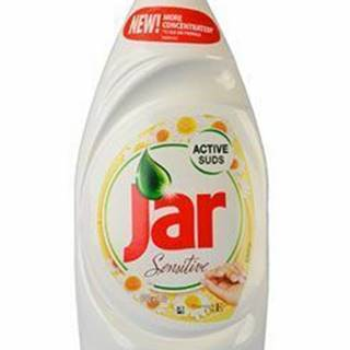 Saponát na riad Jar Sensitive Chamomile 900ml