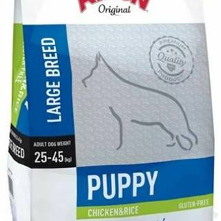 Arion Dog Original Puppy Large Chicken Rice 12kg