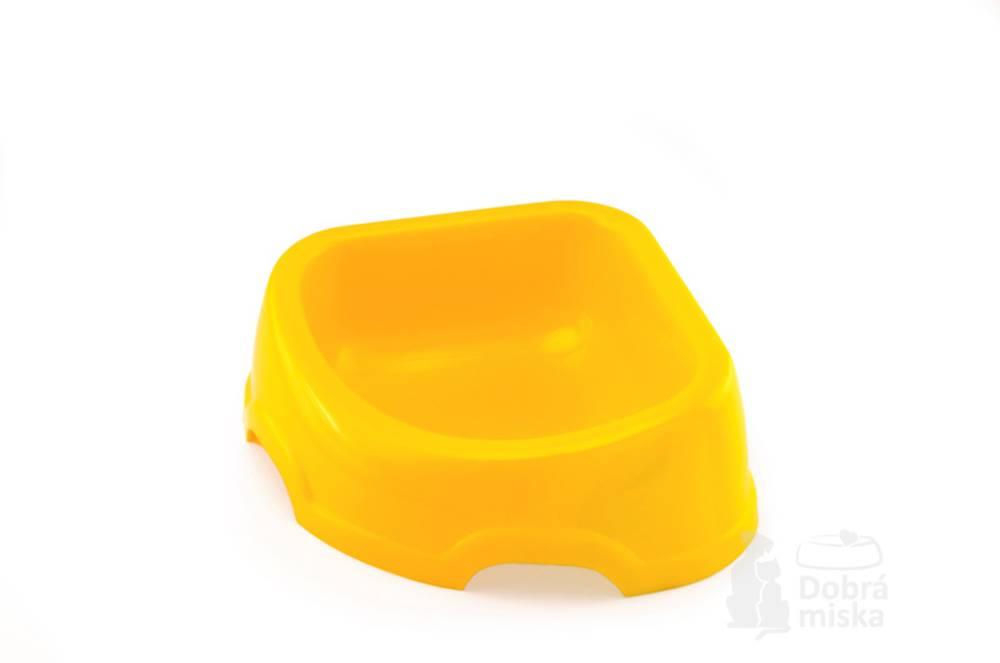 SUM-PLAST Miska plastová rohová 0,50l SP