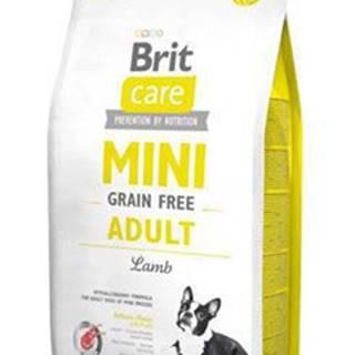 Brit Care Dog Mini Grain Free Adult Lamb 7kg
