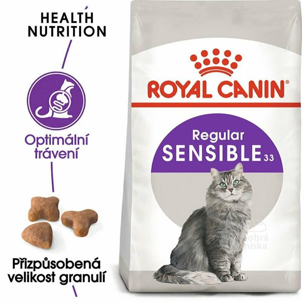 Royal Canin Royal canin Kom.  Feline Sensible 4kg