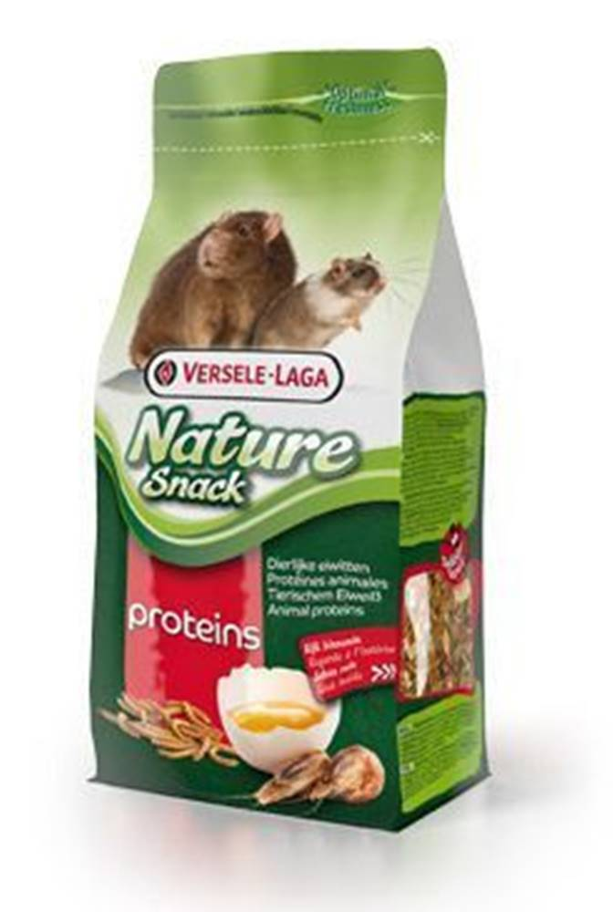 VERSELE-LAGA VL Nature Snack pre hlodavce Proteins 85g