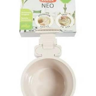 Miska plastová hlodavec NEO 500ml béžová Zolux