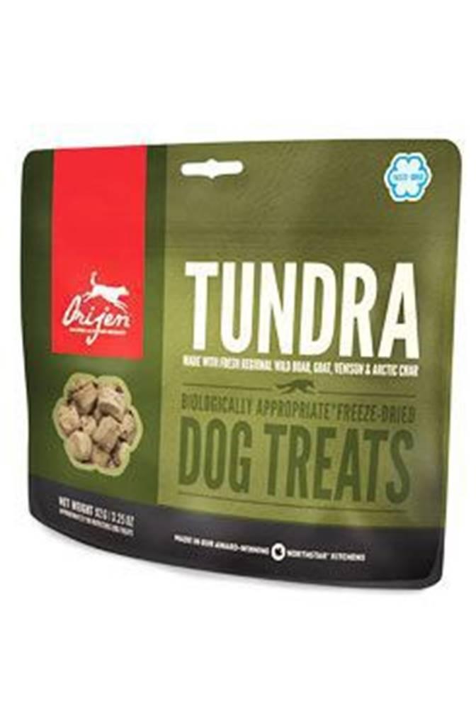 Orijen Orijen Dog  pochoutka F-D Tundra Treats 92g