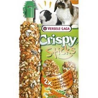 VL Crispy Sticks pre králiky / morča Mrkva / petržlen 110g