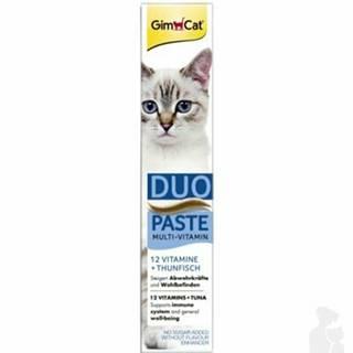 Gimpet mačka Duo pasta multivitamín + tuniak 50g
