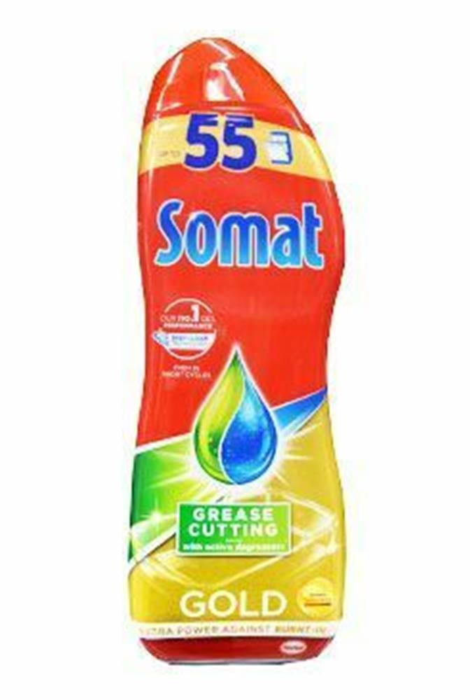 Somat Gél do umývačky Somat Gold gél 990ml